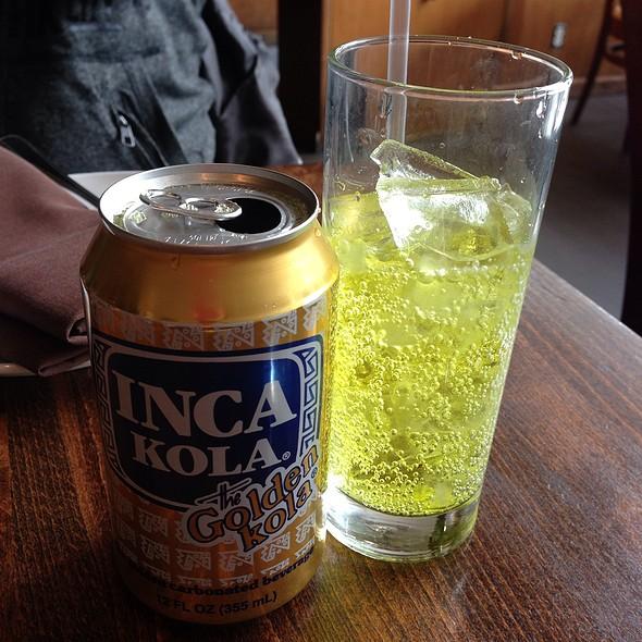 Inka Cola - Limon Rotisserie - Valencia, San Francisco, CA