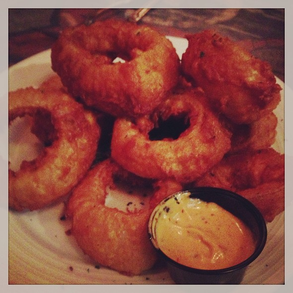Beer Battered Onion Rings - Rams Head Tavern - Annapolis, Annapolis, MD