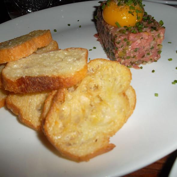 steak tartare - Boulton and Watt, New York, NY
