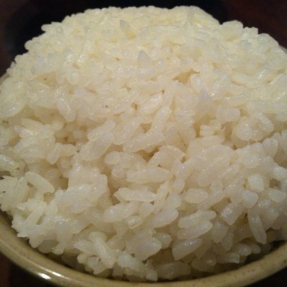 Steamed Rice - House of Japan - Dublin, Dublin, OH