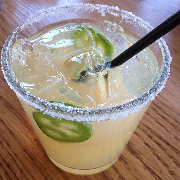 Marina Margarita - Jake's on the Lake, Tahoe City, CA