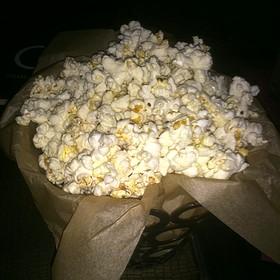 Black Truffle Popcorn - Ciro's Speakeasy and Supper Club, Tampa, FL