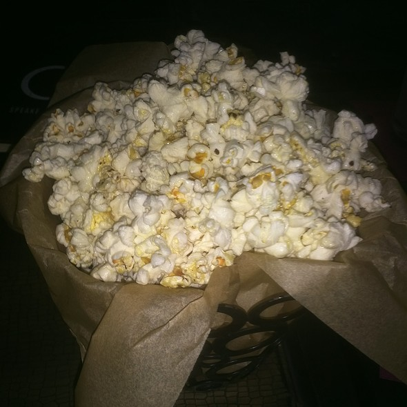 Black Truffle Popcorn - Ciro's Speakeasy and Supper Club, Tampa, FL
