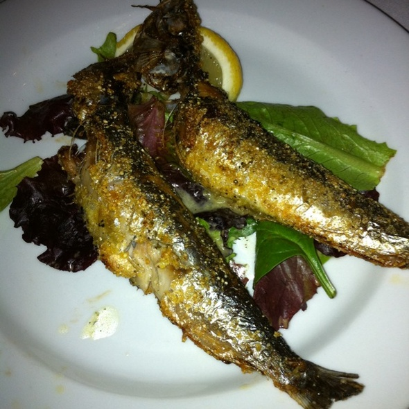 Sauteed Sardines - Black Olive, Baltimore, MD