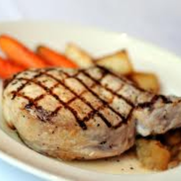 Grilled Pork Chop - 801 Chophouse – Des Moines, Des Moines, IA