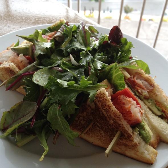 Lobster Sandwich - Mariposa at Neiman Marcus - Ala Moana, Honolulu, HI
