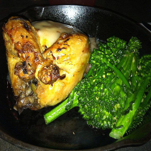 cornish hen - Friend of a Farmer, New York, NY