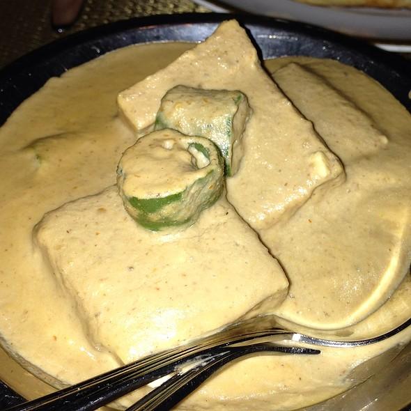 Paneer Aur Mirchi Ka Salan-Tawa - Junoon Main Dining Room, New York, NY