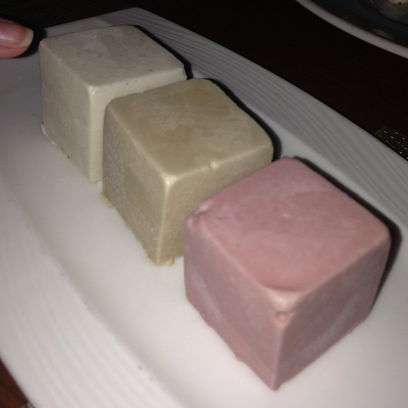 Seasonal Trio of Kulfi - Junoon Main Dining Room, New York, NY
