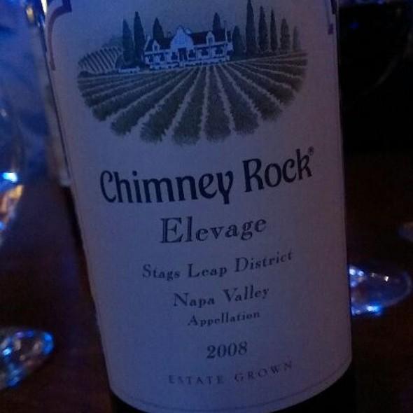 Chimney Rock Cabernet 2008 - The Precinct, Cincinnati, OH