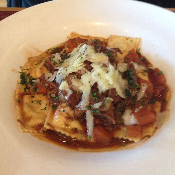 Smoked Ricotta Ravioli With Braised Short Rib Bolognese - ONE 53, Rocky Hill, NJ