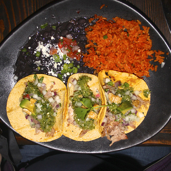 Carnitas Street Tacos - SOL Mexican Cocina - Newport Beach, Newport Beach, CA