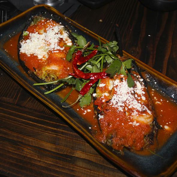 Shrimp Chile Relleno - SOL Mexican Cocina - Newport Beach, Newport Beach, CA