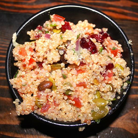 Quinoa Salad - Sol Cocina, Newport Beach, CA