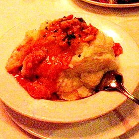 Lobster Mashed Potatoes - AQUA by El Gaucho, Seattle, WA