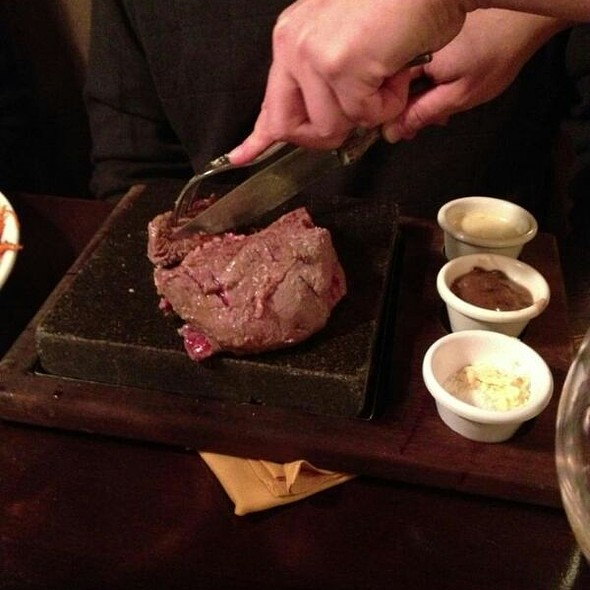 Steak On A Stone - Valenca, Easton, PA