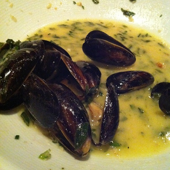 Mussles - Bacchus Wine Bar & Restaurant, Buffalo, NY