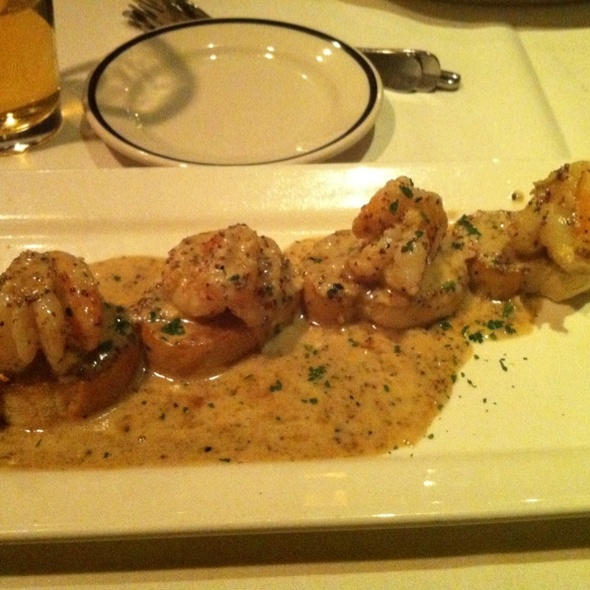 Jack Daniels Whisky Shrimp - Stoney River Steakhouse and Grill - Deer Park, Deer Park, IL