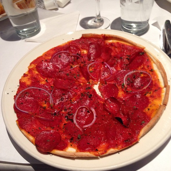 Glutenfree Pepperoni Pizza - Polaris Grill, Columbus, OH