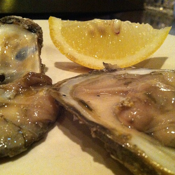 raw oysters - Montano's - Roanoke, Roanoke, VA