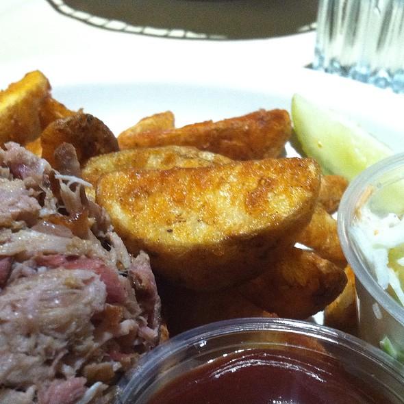 Pork Sandwich - Montano's - Roanoke, Roanoke, VA