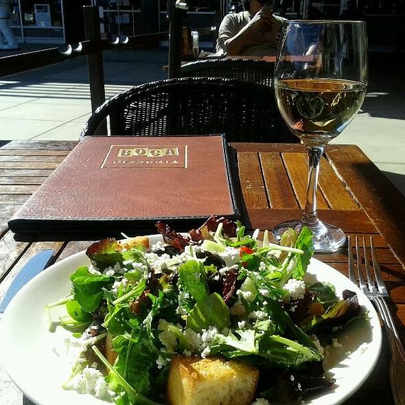 Rustico Salad - Boca Pizzeria, Novato, CA