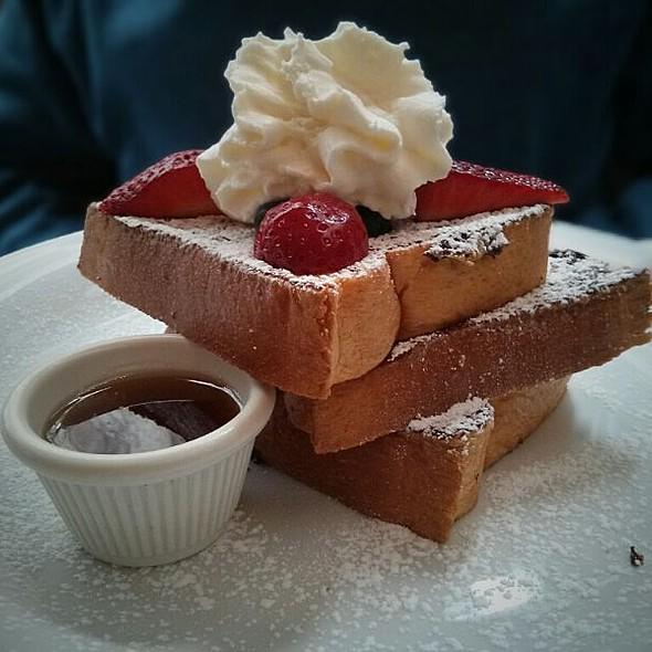 FrenchToast - B. Cafe, New York, NY