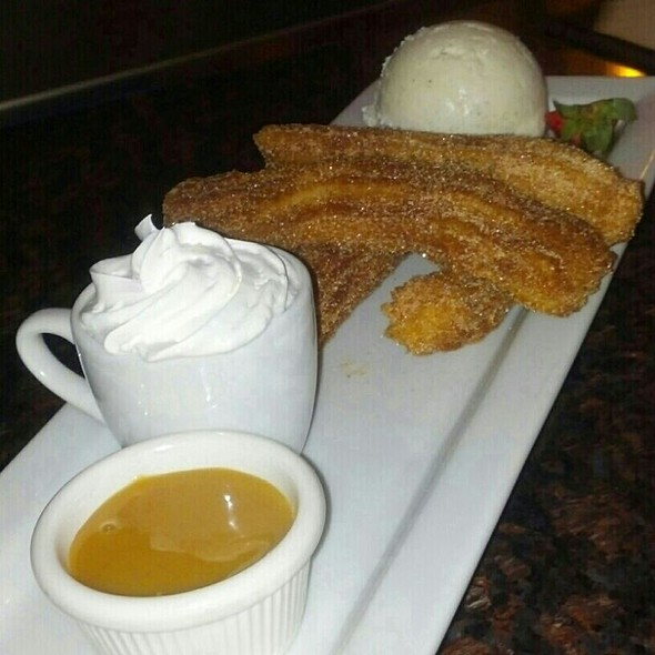 Churros - Romesco, Bonita, CA