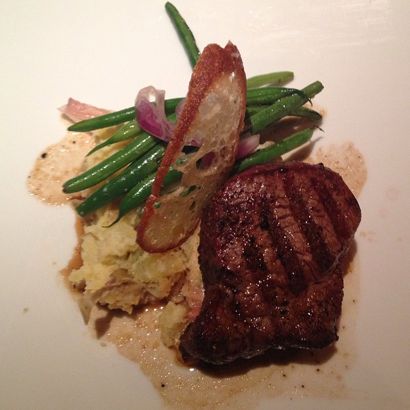 Fillet - Providence - New American Kitchen, Kansas City, MO