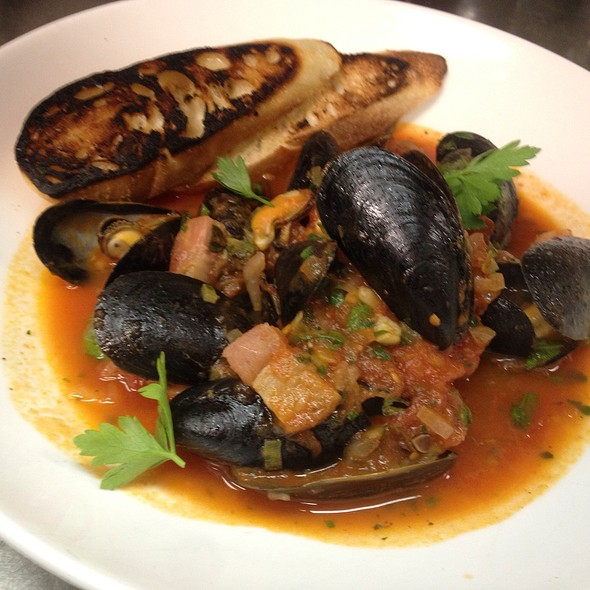 Mussels In Tomato Broth  - Dyrons Low country, Mountain Brook, AL