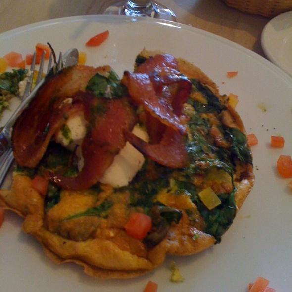 Frittata - Cassariano Italian Eatery, Venice, FL