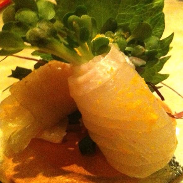 Fluke Sashimi - Mizumi - Wynn Las Vegas, Las Vegas, NV