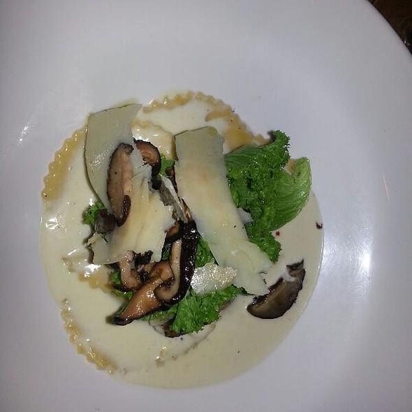 Mushroom Ravioli - Duo Restaurant, Denver, CO