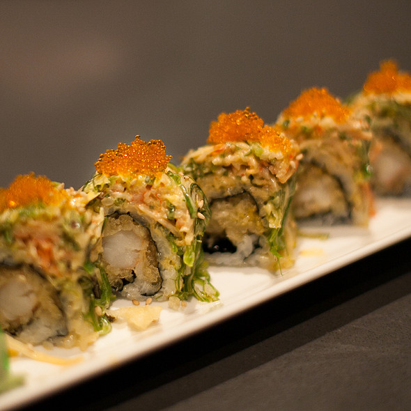 Angry Bird Roll - SakeSan, San Francisco, CA