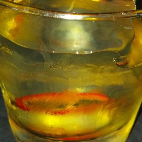 Bourbon Cocktail - Green Russell, Denver, CO