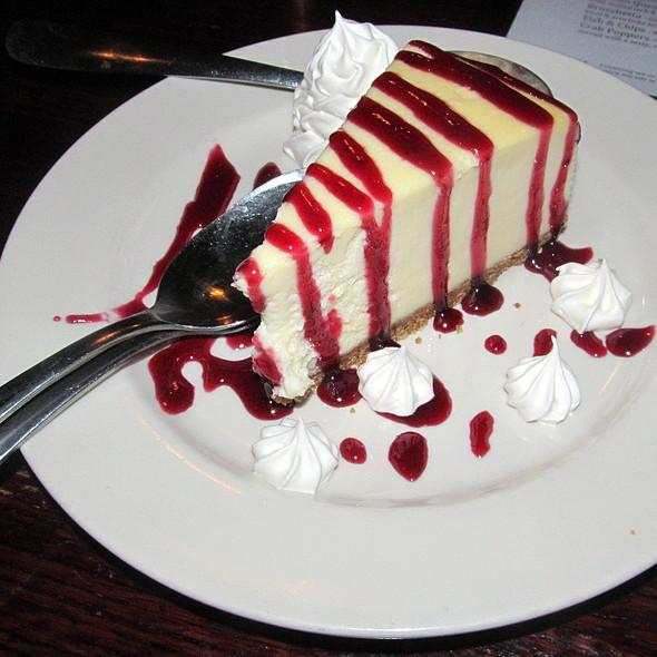 Cheesecake - Robin Alexander, An American Bistro, Lynchburg, VA