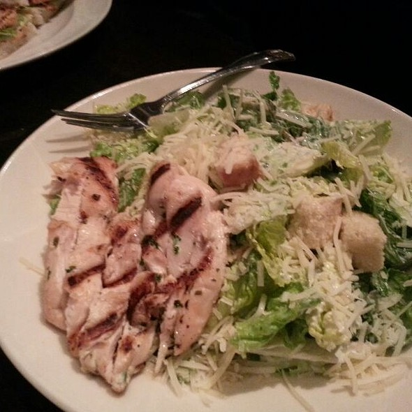 Chicken Caesar Salad - Triumph Grill, St. Louis, MO