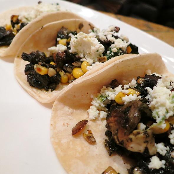 Taco De Huitlacoche - El Paso Mexican Restaurant, New York, NY