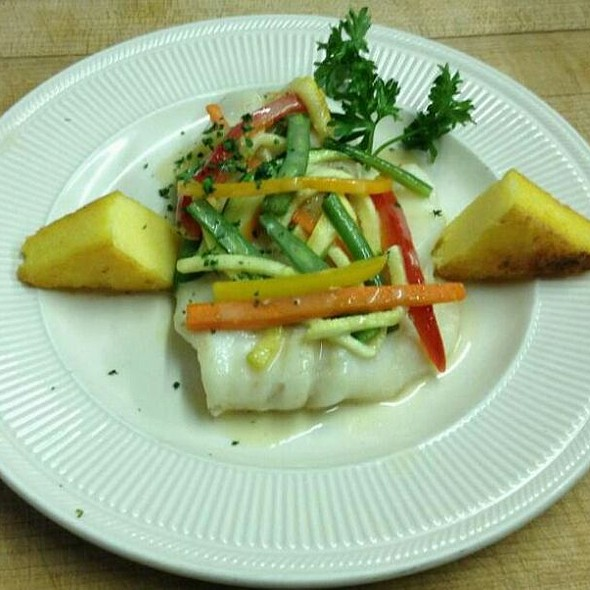 Pan Seared Wild Catch Of The Day. - A Touch of Italy, Egg Harbor Township, NJ