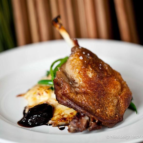 Roasted Duck - Quinn's Steakhouse & Irish Bar, Toronto, ON