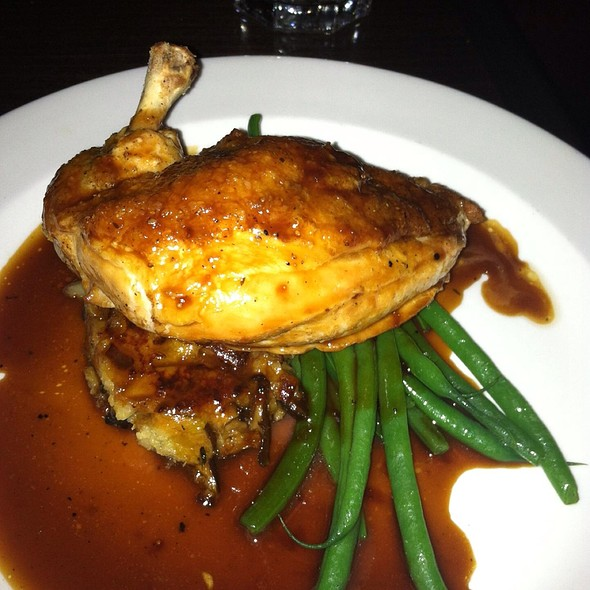 Stuffed Hill Family Farm Chicken Breast - Rue Dumaine, Centerville, OH