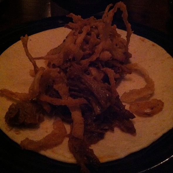 Bbq Pork Taco - Escorpion, Atlanta, GA