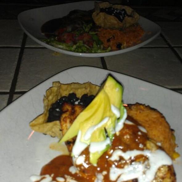 Chicken Abobada - Sonterra Grill, Colorado Springs, CO