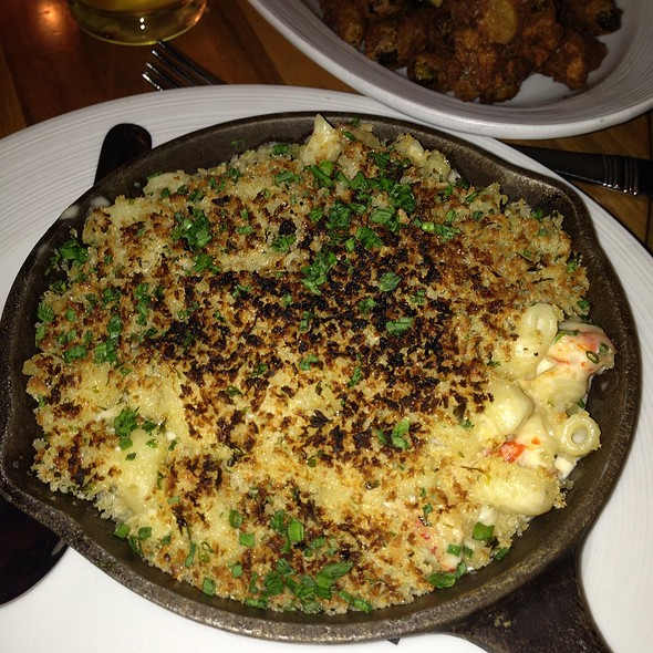 Crawfish Mac & Cheese - The Twisted Tail, Philadelphia, PA