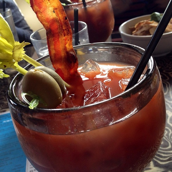 Bloody Mary - Ciccio's / Water, Tampa, FL