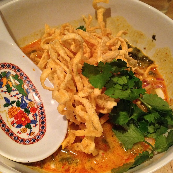 Khao Soi - Pig and Khao, New York, NY