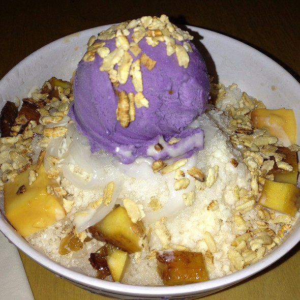 Halo-halo - Pig and Khao, New York, NY