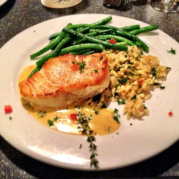 Chilean Sea Bass - Zax Restaurant & Bar, Austin, TX