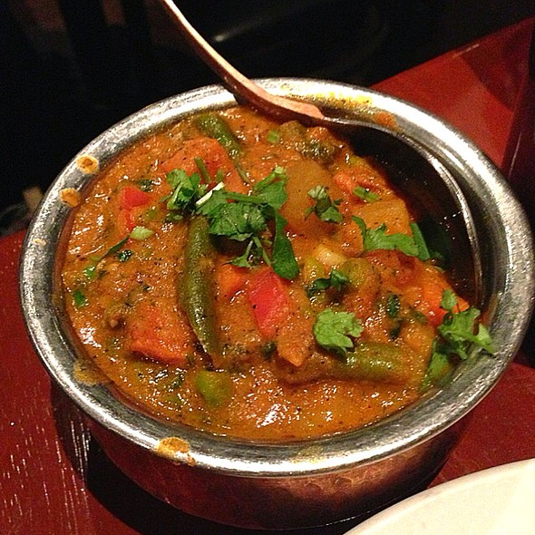Vegetable curry - Little India Restaurant - Belmar, Lakewood, CO