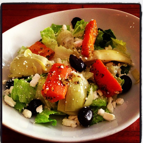 Artichoke Heart Salad  - Aicha, San Francisco, CA
